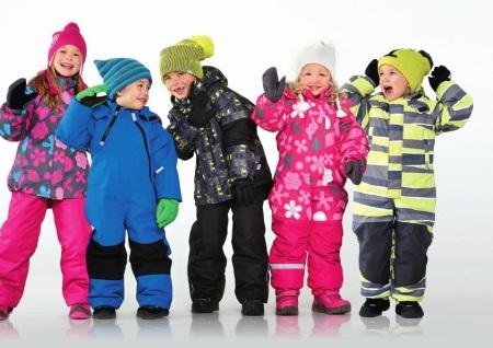 мембранные костюмы для детей фото