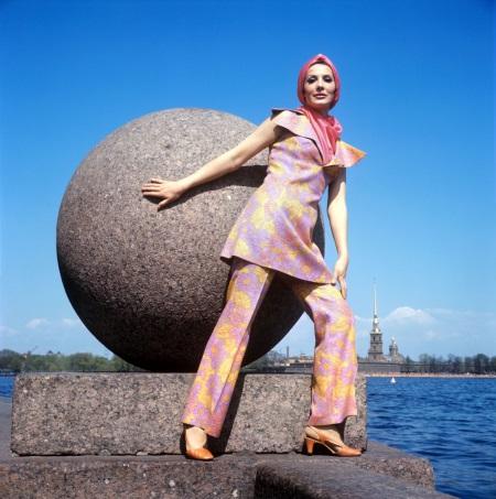 50 годы мода