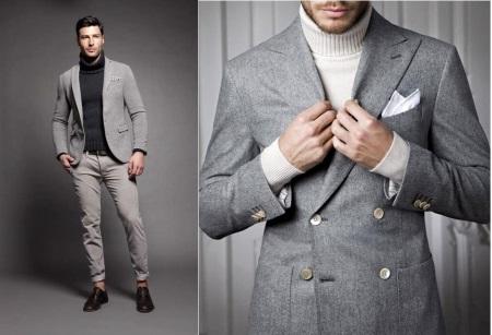 b3eb6b8b505 Мужская одежда-классика (48 фото)  классные модели для мужчин ...