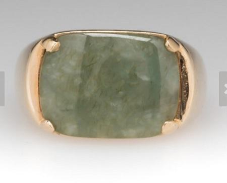 Мужской золотой перстень (105 фото): ручной работы из белого золота с агатом для мужчин на мизинец