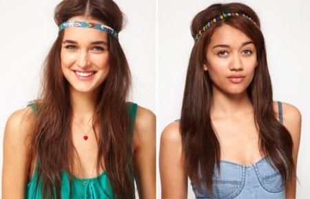 Ободок на резинке: как пользоваться для греческой прически, для волос, как называется и как носить, в стиле канзаши