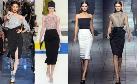 мода для худых женщин фото