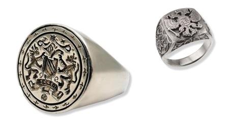 Серебряный перстень: модели из серебра, женские серебрянные печатки