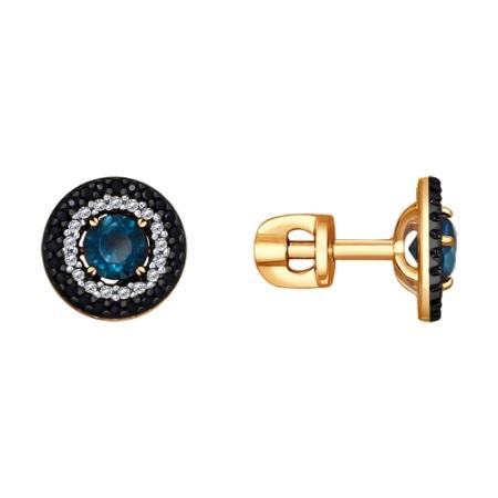 Серьги Пусеты (102 фото): золотые и серебряные сережки Dior с изумрудом, шарики с двух сторон, что это такое