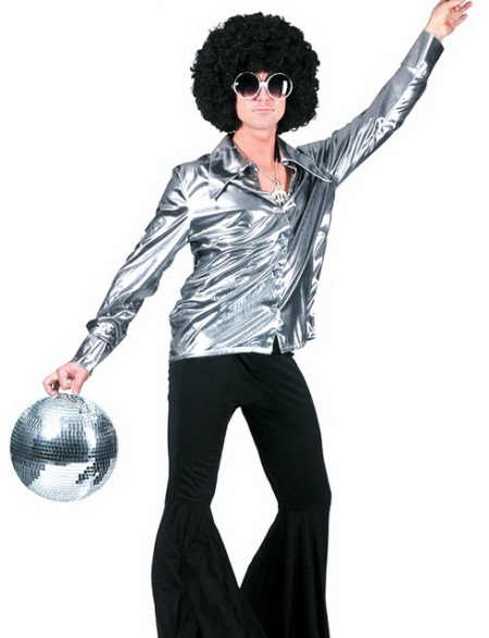 одежда в стиле диско 80-х фото