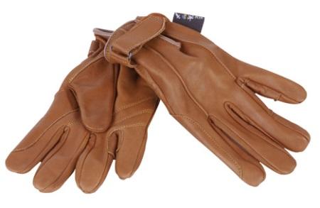 Зимние кожаные мужские перчатки: модели на натуральном меху из оленьей кожи