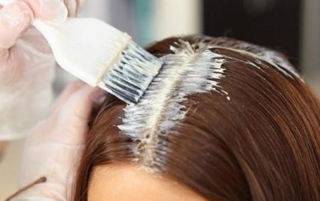 Как содой смыть тоник с волос