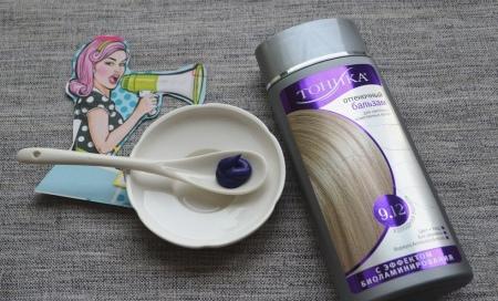 Осветляющий тоник для волос: как можно осветлить волосы, оттенок светлый блонд для осветления