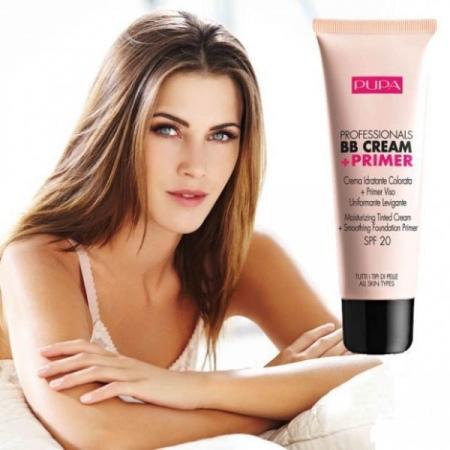 BB-крем Pupa: средства для жирной кожи серии Primer, отзывы