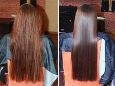 как репейное масло наносить на волосы