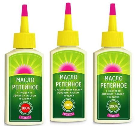 Как пользоваться репейным маслом для волос: отзывы о способах применения, как использовать и наносить