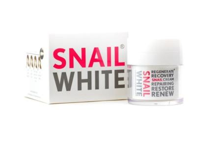 Крем для лица с улиткой: марка Snail White с экстрактом улитки, китайская улиточная косметика Caici, отзывы о средствах из Китая