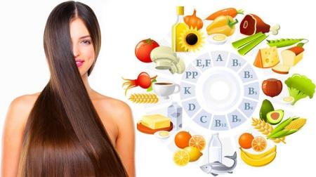Витамины для роста волос в шампунь