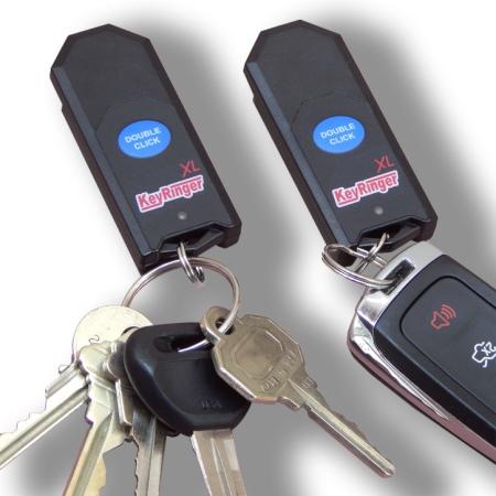 Брелок для поиска ключей: со звуковыми функциями, отзывающийся на свист Искатель ключей