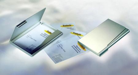 Настольная визитница: вращающаяся модель из оргстекла, настольные канцтовары для руководителя, визитницы с логотипом