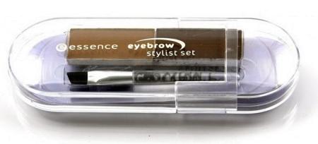 Тени для бровей Essence: макияж с помощью серии Eyebrow Stylist Set, отзывы