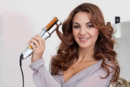 Плойки для локонов (49 фото): виды локонов, устройства для волос, как сделать красивые кудри, мелкие кудряшки