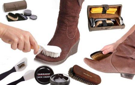 Как почистить замшевую обувь в домашних условиях? Чем и как почистить сапоги и светлые ботинки от грязи, можно ли стирать обувь из замши