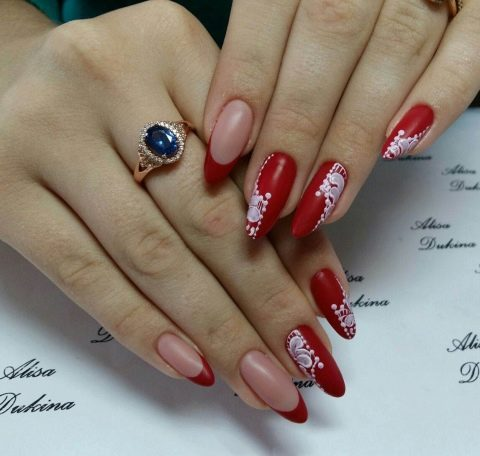 Как правильно сделать красивый маникюр для ногтей