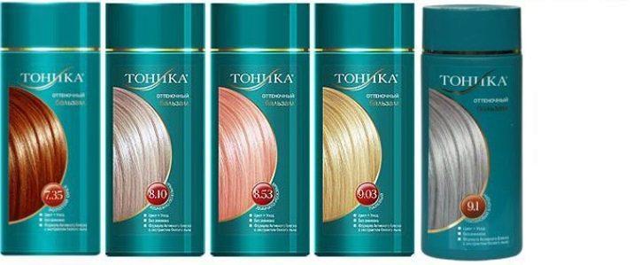 Какой подойдет тоник для русых волос