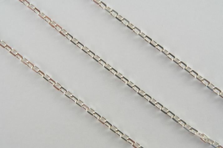 Какое плетение серебряных цепочек прочное