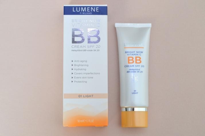 BB-крем Lumene: новинка для жирной кожи лица Vitamin C, описание оттенков, отзывы