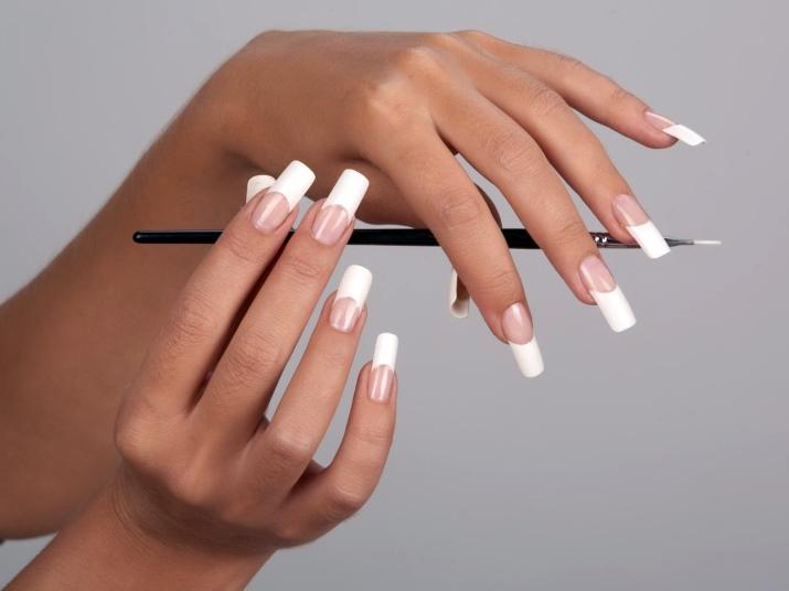 Как пользоваться акриловой пудрой для ногтей? Как наносить и снять гель-лак и как использовать для дизайна