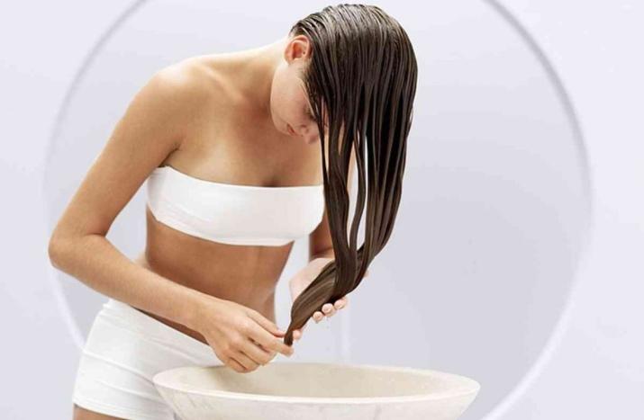 Как смыть масло с волос: как и чем отмыть волосы от масла и средства без смывания, которые не надо смывать