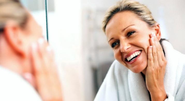 Лучший антивозрастной крем после 40 для жирной кожи