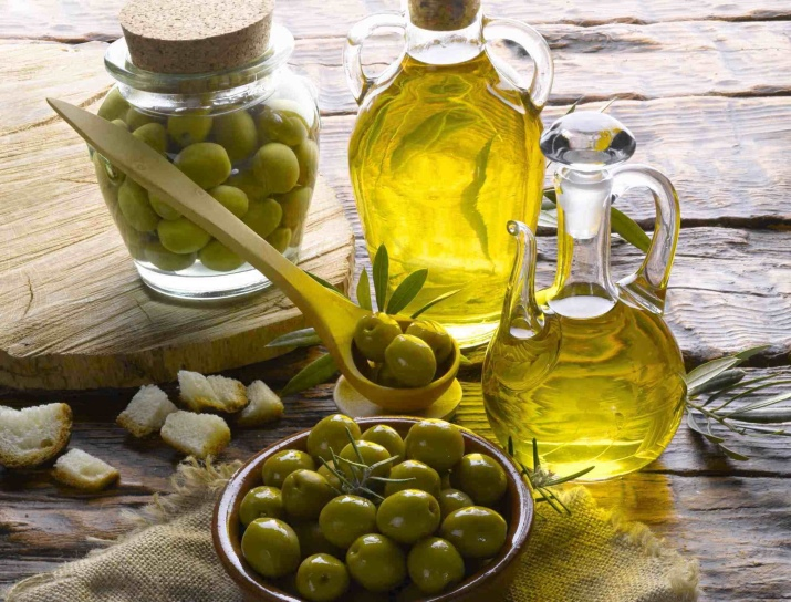 Оливкового масла для жирной кожи лица thumbnail