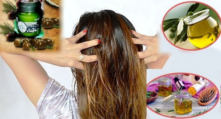 Система восстановления волос на голове
