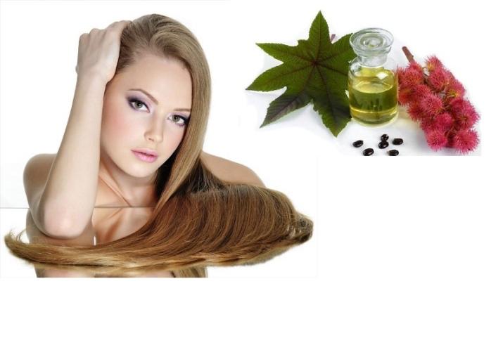 касторовое масло чем смыть с волос