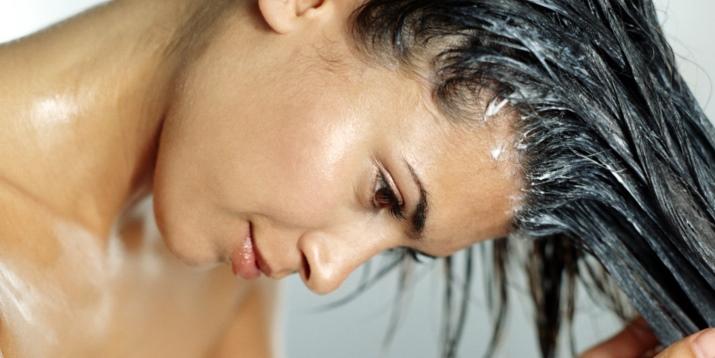Рецепт домашнего скраба для кожи головы