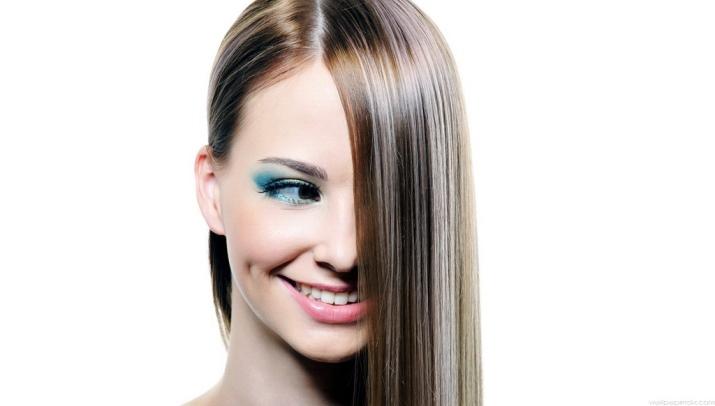 Волоса a также защищают волосы от