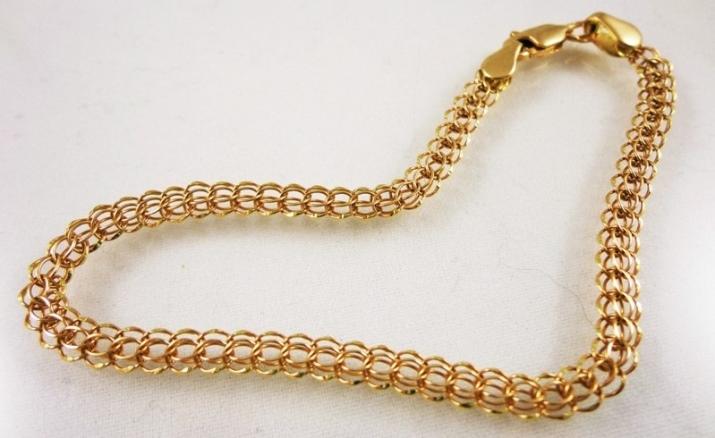Венецианское плетение цепочки (15 фото): золотое украшение плетения венеция