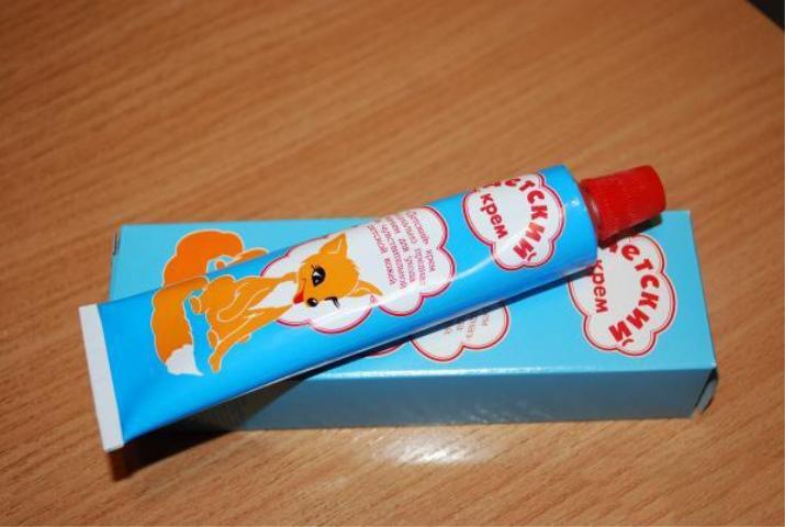 Детский крем с лисичкой: состав средства от производителя Калина, применение для массажа, какие витамины содержит, отзывы
