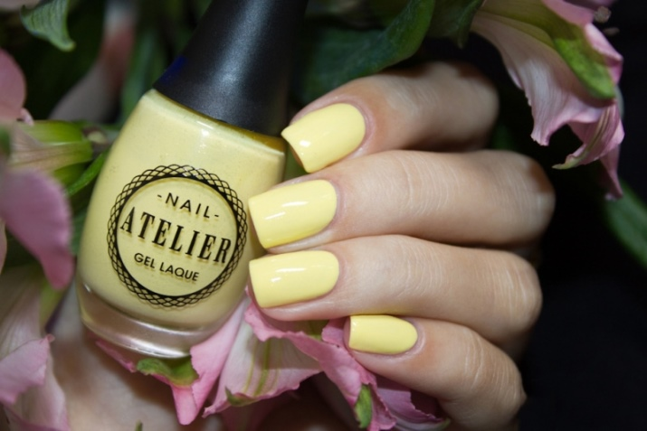Гель-лак Vivienne Sabo: палитра цветов линии для ногтей Nail Atelier, отзывы