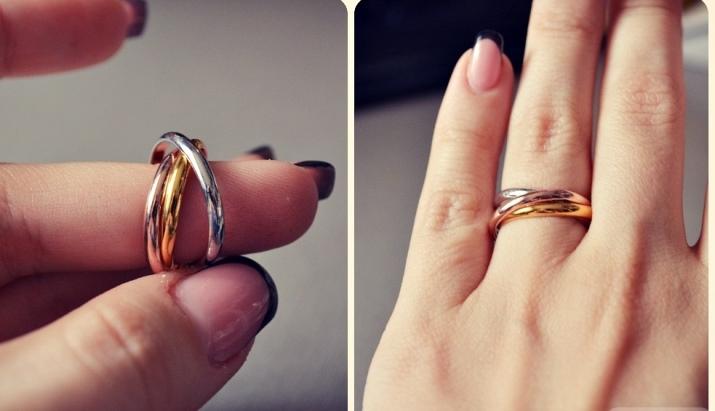 d89ab29d57c4 Кольца из этого благородного металла лучше носить в комплекте с серьгами и  браслетом из одной коллекции. Если такой возможности нет, то серьги и  колечко ...