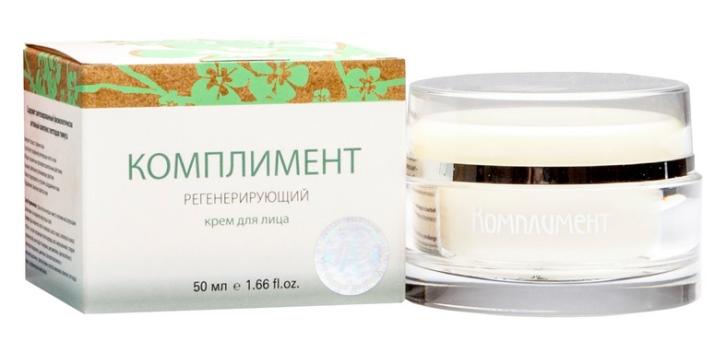 Крем Compliment: укрепляющее масло для лица Revitalift, Mezoderm, отзывы