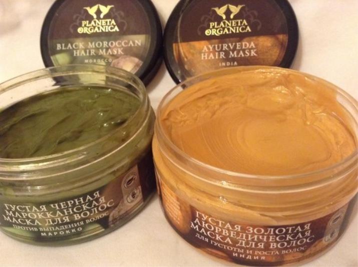 Маска для волос Planeta Оrganica: минеральное аюрведическое средство, отзывы