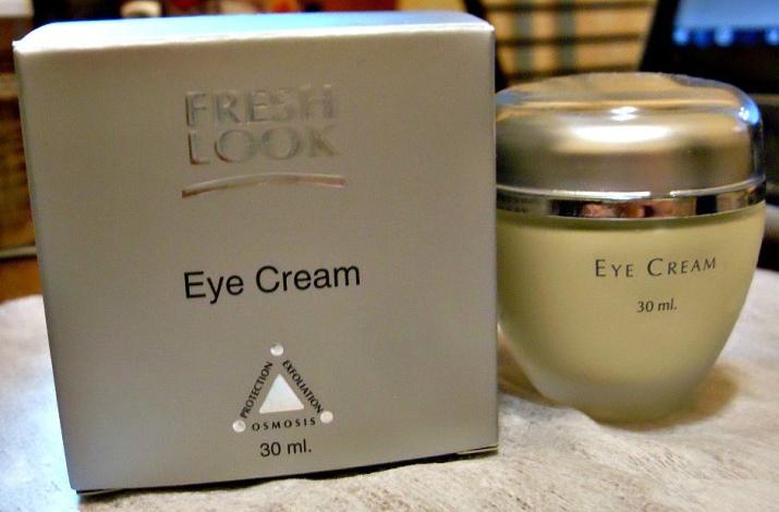 Какой хороший крем для кожи вокруг глаз после 25