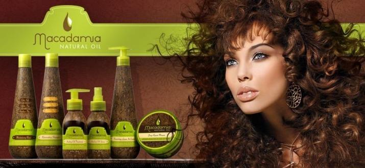 Шампунь с макадамией: линии Kapous Makadamia Oil, Zeitun и Ecolab Macadamia Spa для жестких волос, отзывы