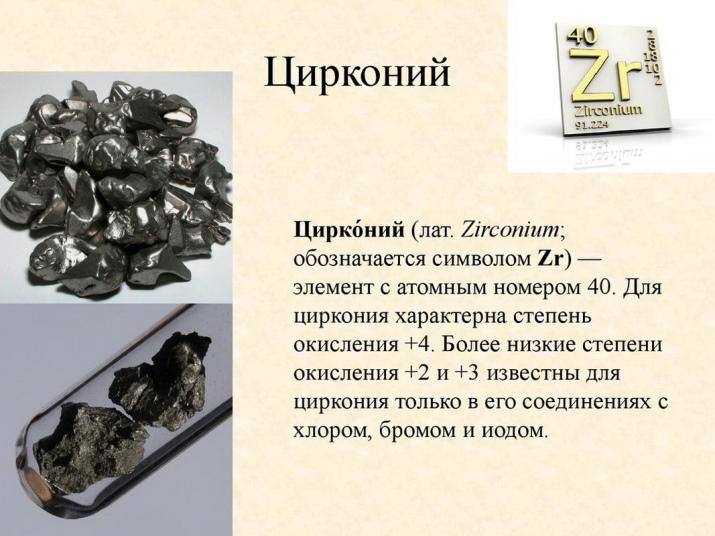 Циркониевый браслет его свойства
