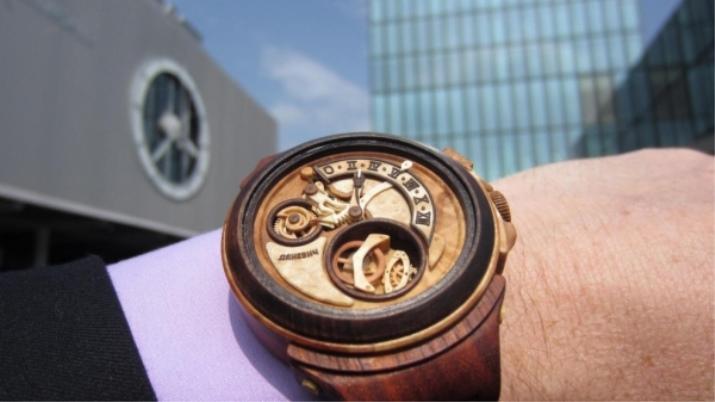 Часы из дерева своими руками наручные часы 40