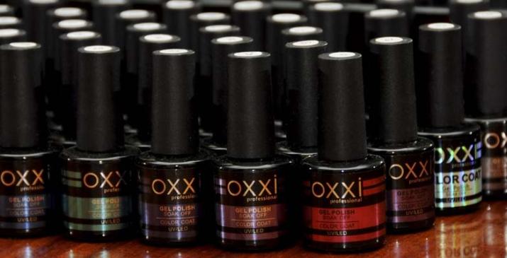 Гель-лак Оxxi: палитра и состав серии Professional, отзывы