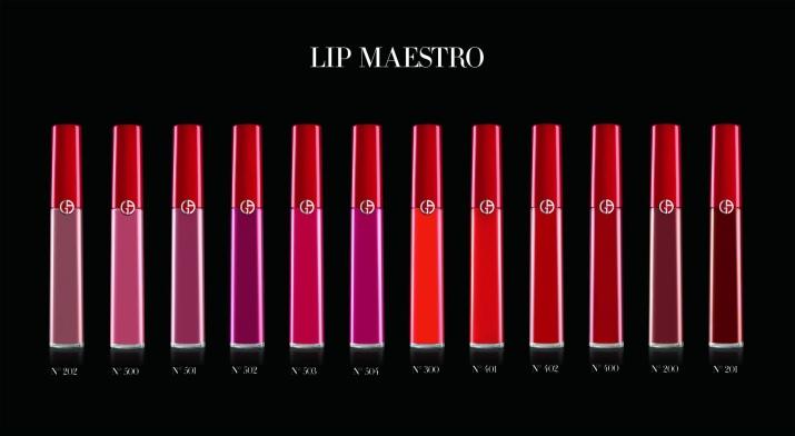 Губная помада Giorgio Armani: новые матовые оттенки, отзывы