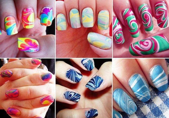 Как правильно наносить лак на ногти (36 фото): как ровно красить, маникюр обычным лаком в домашних условиях, простое покрытие, техника