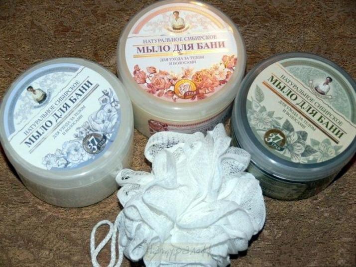 Банное мыло состав
