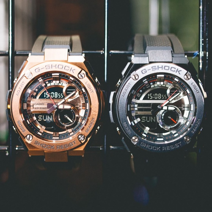89037452 Наручные часы Casio: женские и мужские модели, G Shock и Edifice ...