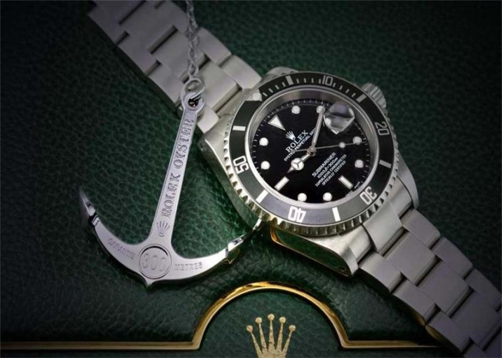 Hodinky Rolex sú štýlové 2dbc22fc434